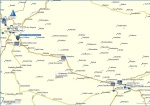 Trasa Užhorod - Mukačevo