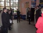 privítanie účastníkov študijného workshopu RPIC Prešov / Podnikateľský inkubátor