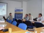 priebeh konferencie v CPK Michalovce (vľavo) p. Eugen Luksha