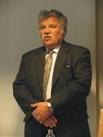 otvorenie konferencie:  p. Benjamín Bančej - viceprimátor mesta Michalovce