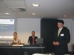prezentácia tréningov : p. Yevheniy Luksha, koordinátor z UA
