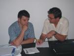 obchodné rokovanie Kyjevšportservis/UA a CA Kamelot /Sk